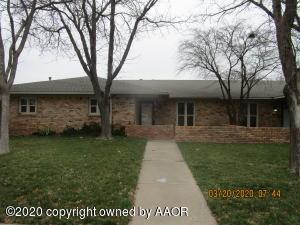 3411 THORNTON DR, Amarillo, TX 79109