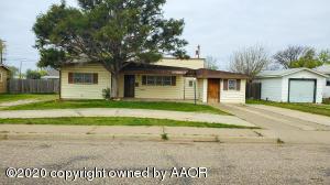 4210 S CROCKETT ST, Amarillo, TX 79110