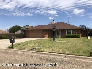 128 Wilshire St, Borger, TX 79007