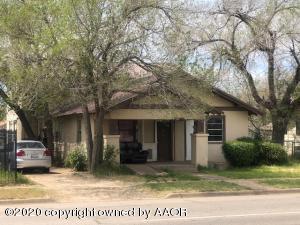 717 N BUCHANAN ST, Amarillo, TX 79107