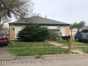 725 N ARTHUR ST, Amarillo, TX 79119