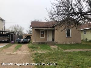 2113 S BUCHANAN ST, Amarillo, TX 79109