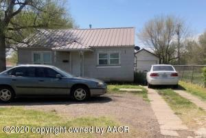 4827 SW 9TH AVE, Amarillo, TX 79106