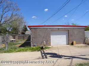 820 S TENNESSEE REAR ST, Amarillo, TX 79106