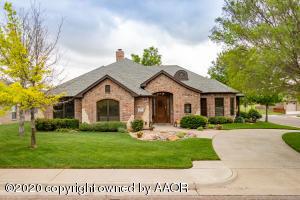 7813 KINGSGATE DR, Amarillo, TX 79119