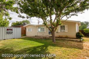4633 S HAYDEN ST, Amarillo, TX 79110
