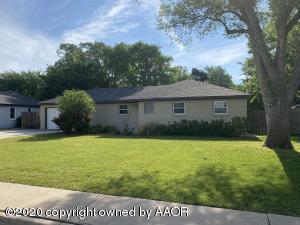 2205 S BOWIE ST, Amarillo, TX 79109