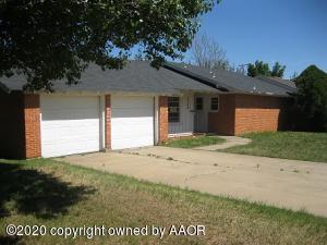 2508 N CHRISTINE, Pampa, TX 79065