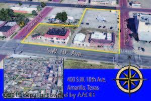 400 SW 10TH AVE, Amarillo, TX 79101