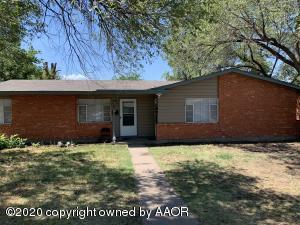 3107 CURTIS DR, Amarillo, TX 79109