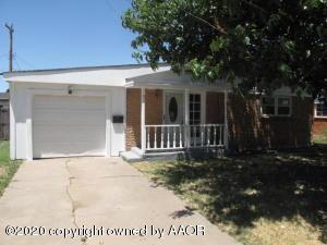 6010 GARDEN LN, Amarillo, TX 79106