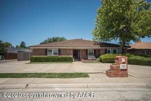 4008 DANBURY DR, Amarillo, TX 79109