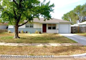512 11TH AVE, Canyon, TX 79015