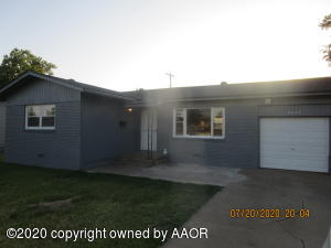 4626 S RUSK ST, Amarillo, TX 79110