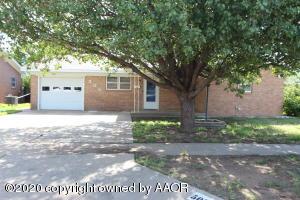 506 Willow, Dumas, TX 79029
