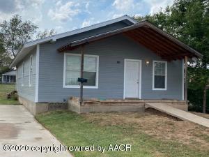 85 S MARYLAND ST, Amarillo, TX 79106