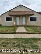 712 Deahl St, Borger, TX 79007