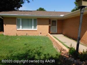 3614 EDDY ST, Amarillo, TX 79109