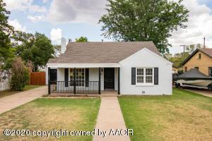 1207 S TRAVIS ST, Amarillo, TX 79102