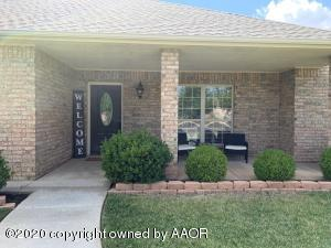 8406 VAIL DR, Amarillo, TX 79118