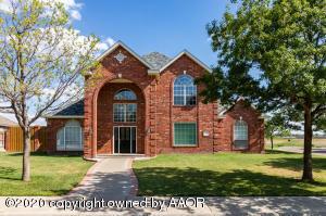 7509 COUNTRYSIDE DR, Amarillo, TX 79119
