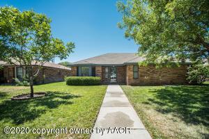 6713 TERRYVILLE DR, Amarillo, TX 79119