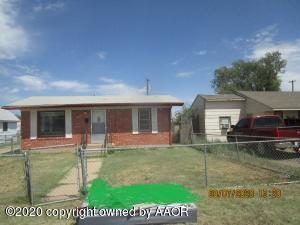 1415 TRIGG ST, Amarillo, TX 79103