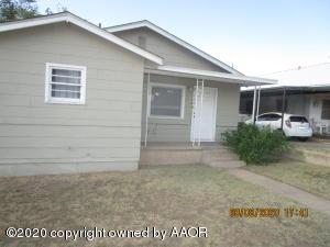 1206 Jackson St, Borger, TX 79007