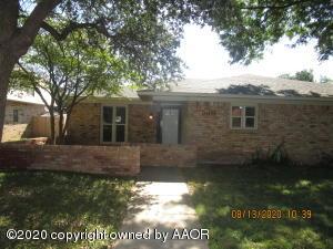 3409 THORNTON DR, Amarillo, TX 79109