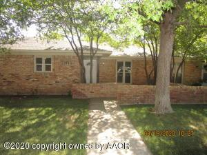 3415 THORNTON DR, Amarillo, TX 79109