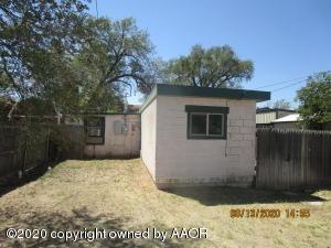 3705 S VAN BUREN (REAR), Amarillo, TX 79110