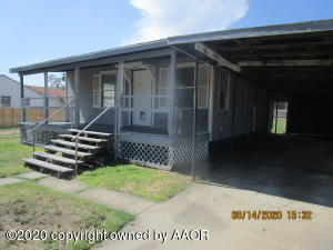 216 Hickory St, Borger, TX 79007
