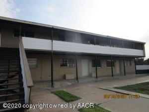 700 S McGee, Borger, TX 79007