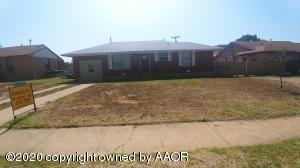 807 Latimer St, Borger, TX 79007