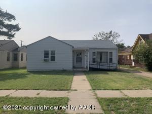 2906 S VAN BUREN ST, Amarillo, TX 79109
