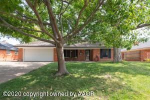 3709 WAYNE ST, Amarillo, TX 79109