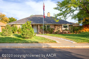 8415 VENICE DR, Amarillo, TX 79110