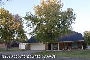 225 Skycrest Street, Borger, TX 79007