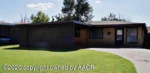 210 Brush St, Borger, TX 79007