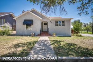 922 N Mary Ellen St, Pampa, TX 79065