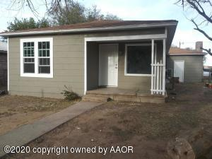 1009 S Robey Ave, Fritch, TX 79036