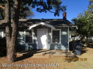 1404 S WESTERN ST, Amarillo, TX 79106