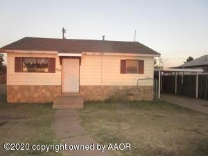 100 Caliche St, Borger, TX 79007