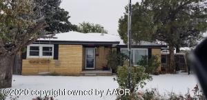 3400 BRISTOL RD, Amarillo, TX 79109