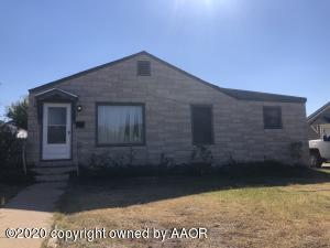 1405 Jennings St, Borger, TX 79007