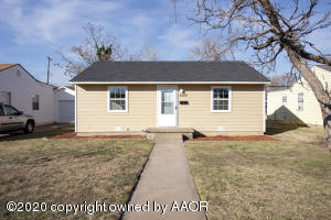 4408 S TRAVIS ST, Amarillo, TX 79110