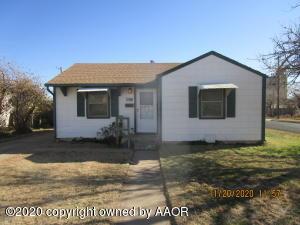 4227 S VAN BUREN ST, Amarillo, TX 79110