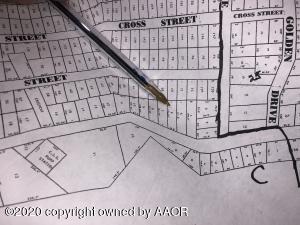 Lot:6 Blk1 Fritch Dr., Fritch, TX 79036