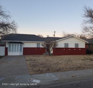 2608 DUNCAN DR, Amarillo, TX 79109