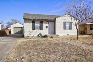 4431 BOWIE ST, Amarillo, TX 79109